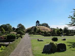 Serritslev Kirkegård, Vendsyssel.
