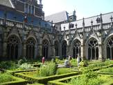 The cloister in Utrecht. Photo: Anders Purup.