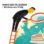 Undervisningsmateriale om verdensarv, henvendt til 4.-10. klasserne, samt ungdomsuddannelserne